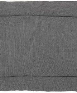 Jollein Lekmatta Bliss Knit 100x80 cm, Storm Grey
