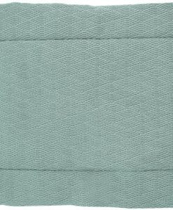 Jollein Lekmatta River Knit 100x80 cm, Ash Green