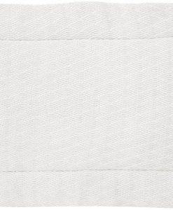 Jollein Lekmatta River Knit 100x80 cm, Cream White