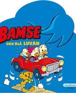 Kärnan Barnbok Bamse Den Blå Luvan