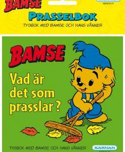 Kärnan Barnbok Bamse Vad Är Det Som Prasslar?