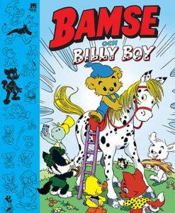 Kärnan Barnbok Bamse och Billy Boy