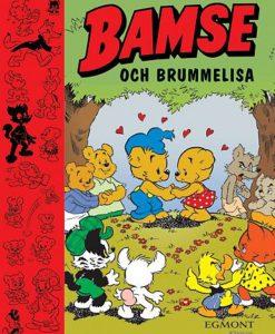 Kärnan Barnbok Bamse och Brummelisa