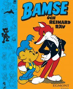 Kärnan Barnbok Bamse och Reinard Räv