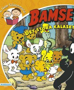 Kärnan Barnbok Vi Läser Tillsammans Bamse Det Stora Kalaset