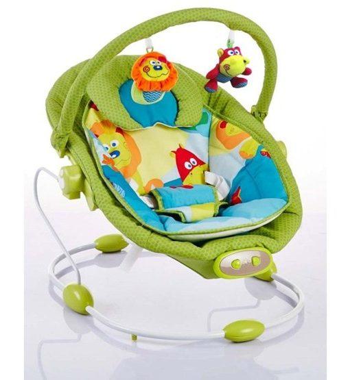 Kaxholmen – Babysitter Musik – Grön