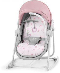 Kinderkraft 5-i-1 Unimo Babysitter 2020, peony rose