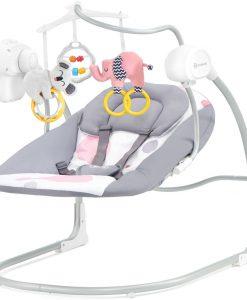 Kinderkraft Minky Babysitter, Pink