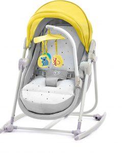Kinderkraft Unimo Babysitter 5-i-1, Gul