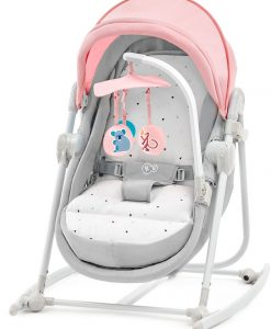 Kinderkraft Unimo Babysitter 5-i-1, Rosa