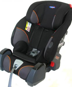Klippan Triofix Recline, Black Orange