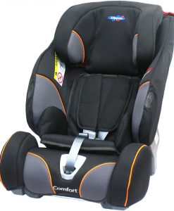 Klippan Triofix Recline Comfort, Black Orange