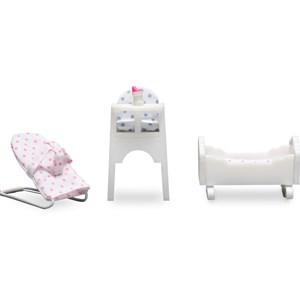 LUNDBY Accessories Småland Babymöbelset 3+ år