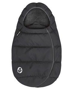 Maxi-Cosi Baby Åkpåse Essential Black One Size