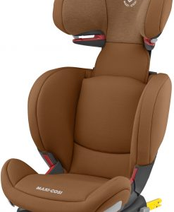 Maxi-Cosi Rodifix AirProtect Bältesstol, Authentic Cognac