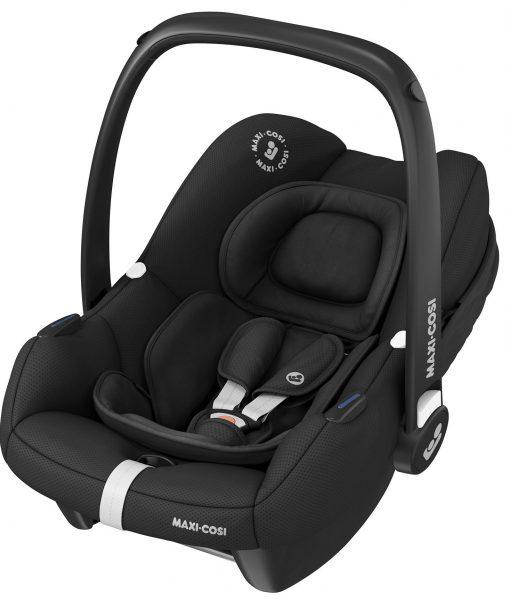 Maxi-Cosi Tinca Babyskydd, Essential Black