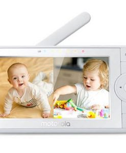 Motorola Ease 35 Twin Video Babymonitor