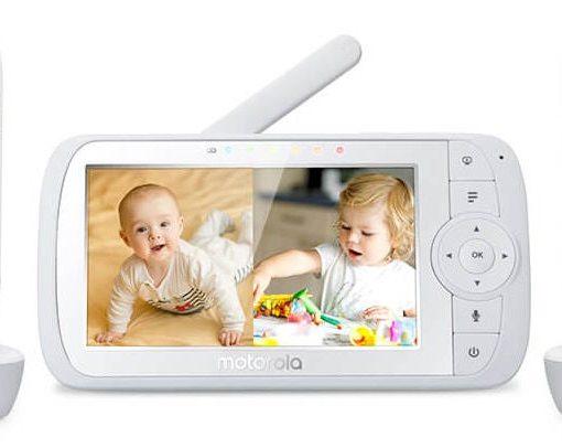 Motorola Ease 35 Twin Video Babymonitor