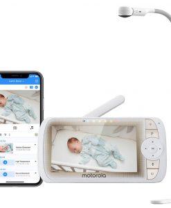 Motorola MBP950 Halo WIFI Babymonitor