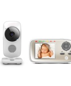 Motorola babymonitor video MBP483