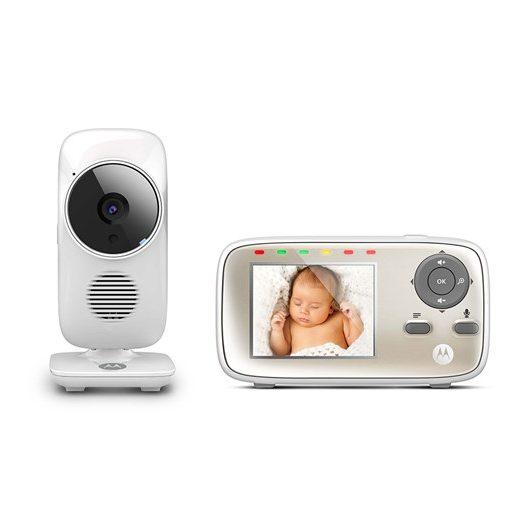 Motorola babymonitor video MBP483
