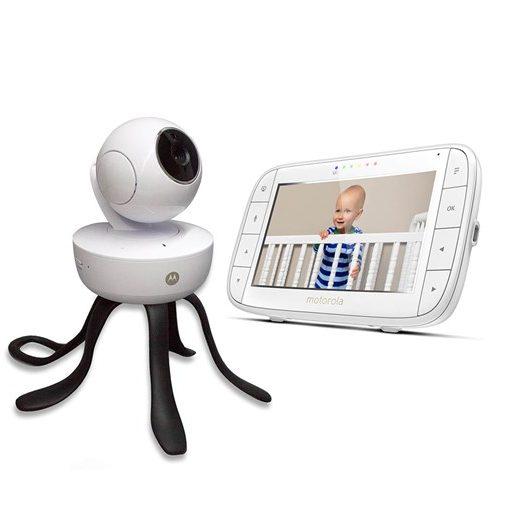 Motorola babymonitor wifi/video MBP855