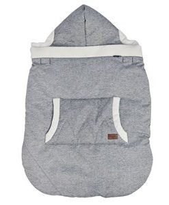 Najell Baby Carrier Cover Morning Grey One Size