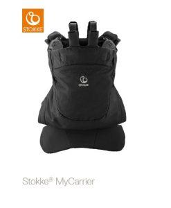 Stokke MyCarrier Back Carrier, black