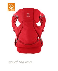 Stokke MyCarrier Front Carrier, red