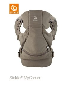 Stokke MyCarrier Front and Back Carrier, brown