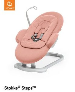 Stokke Steps™ Bouncer Soft Coral One Size