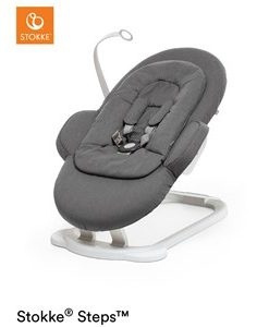 Stokke Stokke® Steps™ Bouncer White/Deep Grey One Size