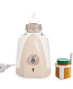 Thermobaby Flaskvärmare för Hemmet Rosa/Vit One Size
