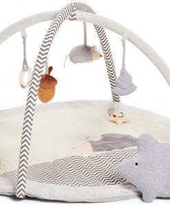 Alice & Fox Babygym Igelkott, Grå