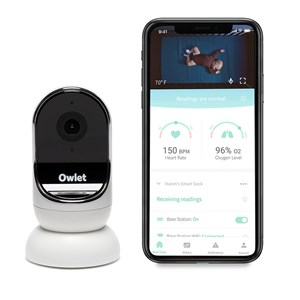 Owlet Cam HD Video Babymonitor One Size