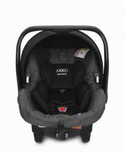 Axkid Modukid Infant Babyskydd, GraMel