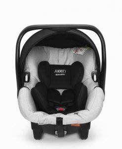 Axkid Modukid Infant Babyskydd, SkyGre