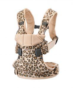 Bärsele One, Leopard Beige - Cotton