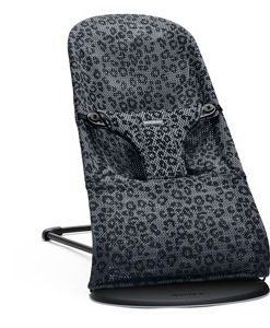 Babybjörn Bliss Bouncer Anthracite Leopard Mesh One Size