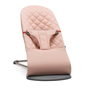 Babybjörn Bouncer Bliss Cotton Old Rose One Size