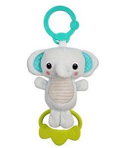 Bright Starts Tug Tunes™ Elephant I Farten Leksak 0 - 12 mån