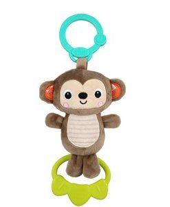 Bright Starts Tug Tunes™ Monkey I Farten Leksak 0 - 12 mån