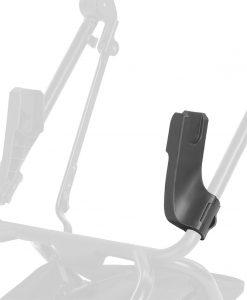 Cybex Eezy S Line Adapter, Black