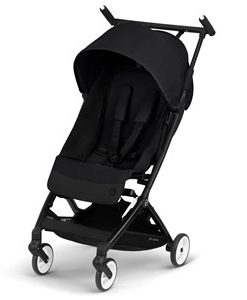 Cybex Libelle Barnvagn Deep Black one size