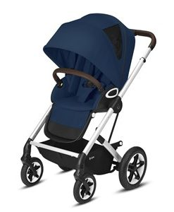 Cybex Talos S Lux Barnvagn Marinblå One Size