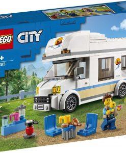LEGO City Great Vehicles 60283 Semesterhusbil