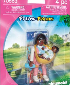Playmobil 70563 Mamma Med Bärsele