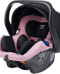 Axkid Modukid Infant Babyskydd, Pink