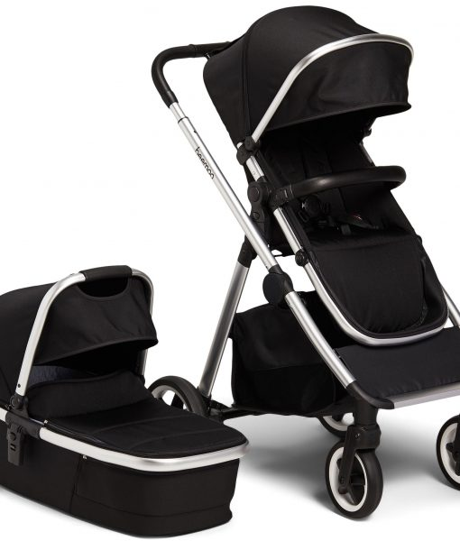 Beemoo Pro Duo Duovagn, Black