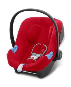 Cybex Aton B i-Size babyskydd 0-13 kg, dynamic red